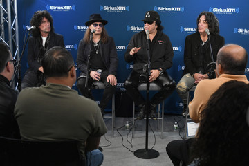 Paul Stanley SiriusXM's Town Hall With KISS