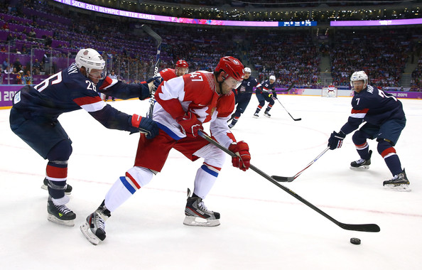 Paul Stastny Pictures - Ice Hockey - Winter Olympics Day 8 ...