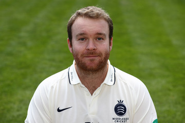 Paul Stirling Middlesex CCC Photocall