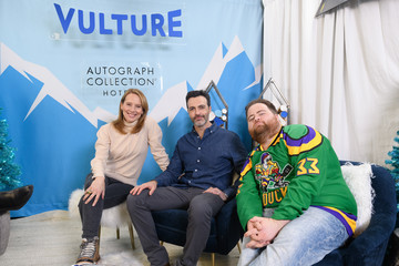Paul Walter Hauser The Vulture Spot At Sundance - DAY 1