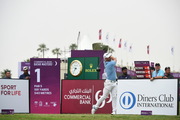 Paul Waring Commercial Bank Qatar Masters - Day Three