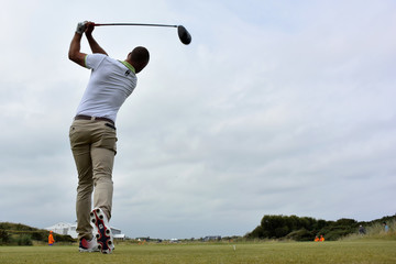 Paul Waring 146th Open Championship - Previews
