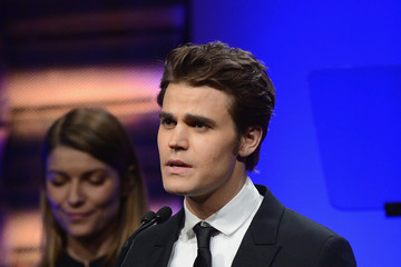 Paul Wesley Humane Society Of The United States 60th Anniversary Gala