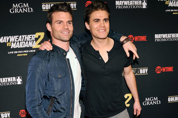 "Paul Wesley Showtime's VIP Pre-Fight Party For ""MAYHEM: MAYWEATHER VS. MAIDANA 2"""