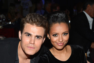 """Paul Wesley Kat Graham """"Trevor Live"""" Honoring Katy Perry And Audi Of America For The Trevor Project - Dinner"""