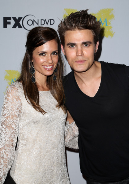 Paul Wesley Actors Torrey DeVitto and Paul Wesley attend the Maxim, FX and Fox Home Entertainment Comic-Con Party at Andaz on July 13, 2012 in San Diego, California.