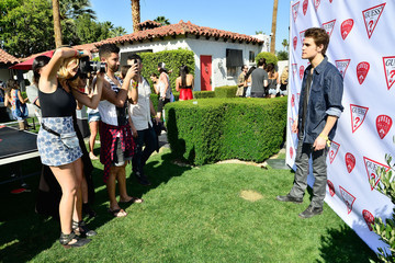 Paul Wesley GUESS Hotel at the Viceroy Palm Springs, CA  - Day 1