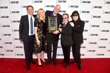 Paul Williams Elizabeth Matthews ASCAP 2019 Screen Music Awards - Red Carpet