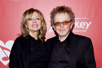 Paul Williams Mariana Williams MusiCares Person Of The Year Tribute To Bob Dylan - Red Carpet