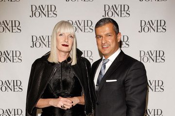 Paul Zahra Arrivals at the David Jones Collection Launch