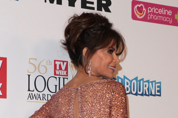 Paula Abdul 2014 Logie Awards - Arrivals