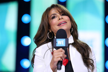 Paula Abdul Celebs Come Together at WE Day Minnesota to Celebrate Young People Changing the World