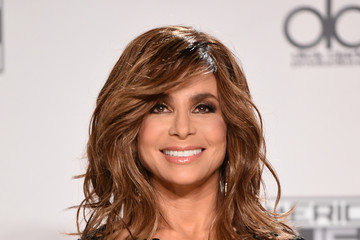 Paula Abdul 2015 American Music Awards - Press Room