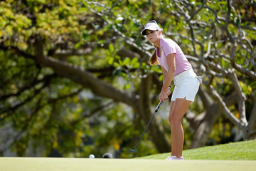 Paula Creamer LPGA LOTTE Championship Presented By Hershey - Round Two