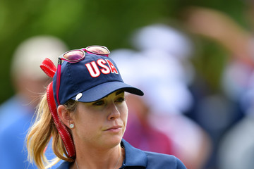 Paula Creamer The Solheim Cup - Preview Day 4