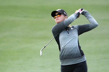 Paula Creamer Bank Of Hope Founders Cup - Round One