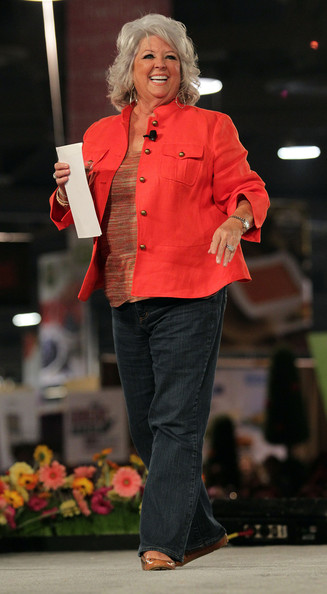 Paula Deen - Maria Shriver's Women's Conference 2010 - Day 2