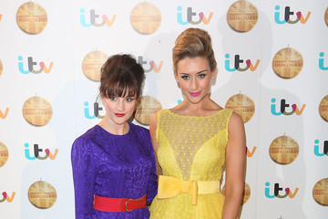 Paula Lane Catherine Tyldesley Arrivals at the British Animal Honours