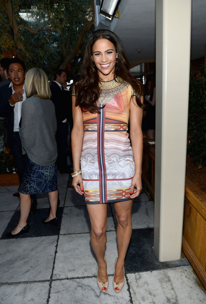 Paula Patton - Sundance Institute Benefit Presented By Tiffany & Co. In Los Angeles - Inside