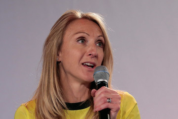 Paula Radcliffe Nike Breaking2: Sub-Two Marathon Attempt - Press Conference
