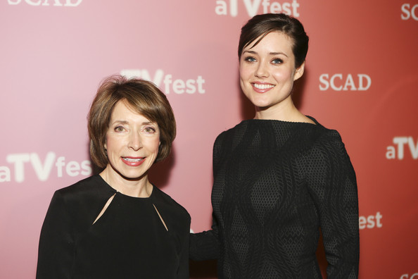 Paula Wallace, Megan Boone - Paula Wallace Photos - SCAD Presents aTVfest -  Day 3 - Zimbio
