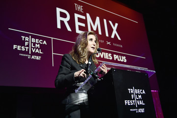 Paula Weinstein MCM Hosts The Premiere Of The Remix: Hip Hop x Fashion At Tribeca Film Festival