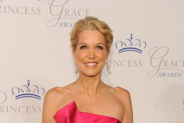 Paula Zahn Arrivals at the Princess Grace Awards Gala