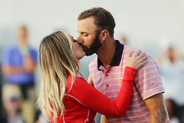 Paulina Gretzky The Presidents Cup - Round Two