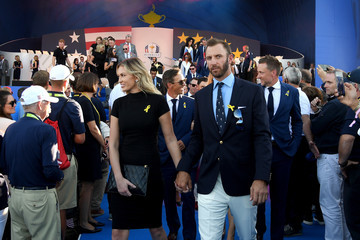 Paulina Gretzky 2018 Ryder Cup - Opening Ceremony