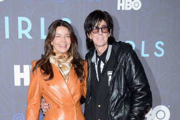 "Paulina Porizkova HBO Hosts The Premiere Of ""Girls"" Season 2 - Arrivals"