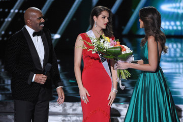 Paulina Vega The 64th Annual Miss Universe Pageant