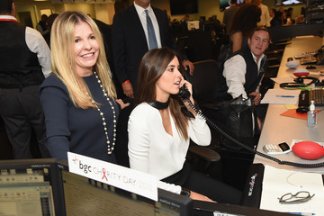 Paulina Vega Annual Charity Day Hosted By Cantor Fitzgerald, BGC and GFI - BGC Office - Inside