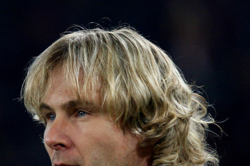 Pavel Nedved AS Roma v Juventus FC