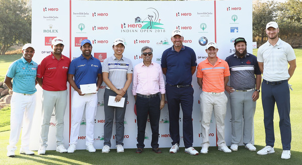 Hero Indian Open - Previews