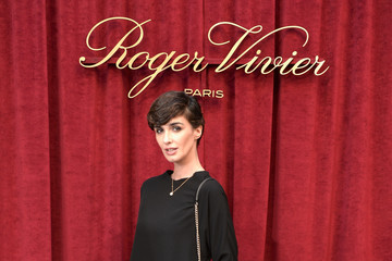 Paz Vega Roger Vivier: Hotel Vivier Presentation Spring/Summer 2019 During Paris Fashion Week