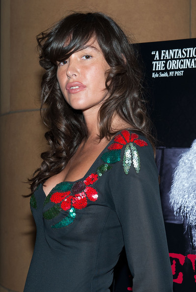 "Paz de la Huerta - Screening Of SnagFilms' ""Beware Of Mr. Baker"" - Arrivals"