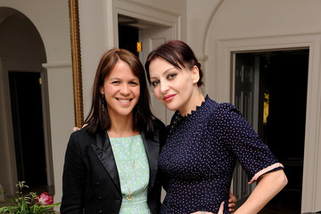 Lisa Moorish Pearl Lowe Launches Collection Of Vintage Dresses For Peacocks