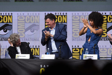 Pearl Mackie Comic-Con International 2017 - 'Doctor Who' BBC America Official Panel