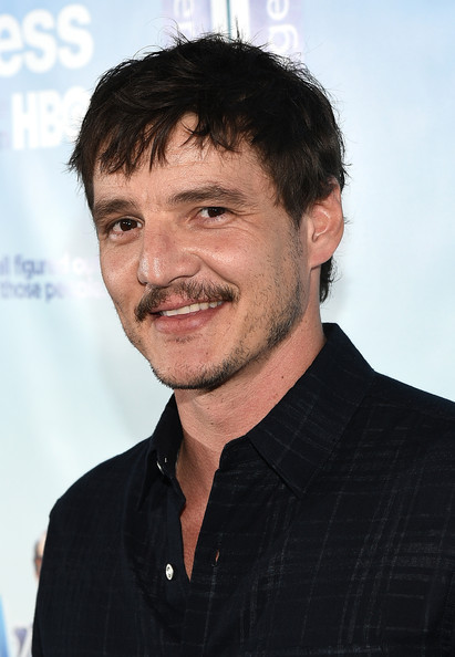 pedro pascal great wall