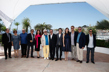 "Pedro Almodovar ""Relatos Salvajes"" Photocall - The 67th Annual Cannes Film Festival"
