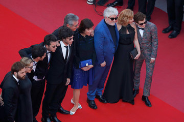 Pedro Almodovar 'Ash Is The Purest White (Jiang Hu Er Nv)' Red Carpet Arrivals - The 71st Annual Cannes Film Festival