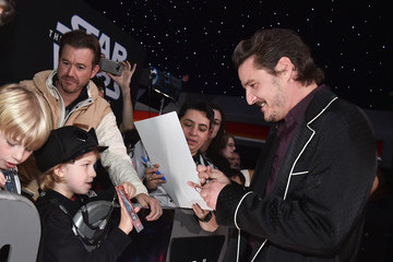 "Pedro Pascal World Premiere Of ""Star Wars: The Rise of Skywalker"""