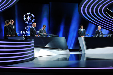 Pedro Pinto UEFA Champions League Draw and Gala Dinner
