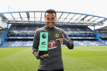 Pedro Pedro Wins Carling Goal of the Month