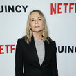 Peggy Lipton Premiere Of Netflix's 'Quincy' - Red Carpet