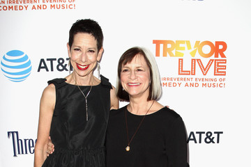 Peggy Rajski The Trevor Project's 2016 TrevorLIVE LA - Red Carpet