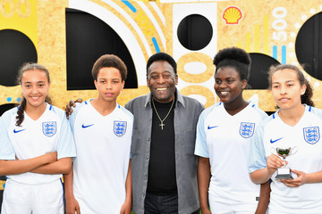 Pele Pele's Player-Powered Energy Challenge At Shell's 'Make the Future London'