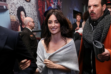 Penelope Cruz Red Carpet - Union De Actores Awards 2018