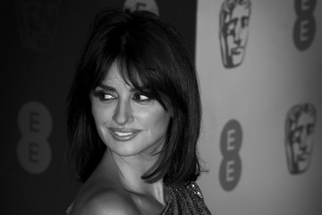 Penelope Cruz EE British Academy Film Awards - Red Carpet Arrivals