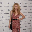 Penelope Mitchell Arrivals at the 12th Annual InStyle Summer Soiree